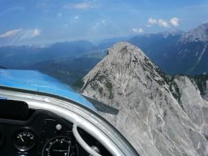 Einzig vernünftiger Betriebszustand: Quirl aus (dient eh nur zur Kühlung des Piloten)!
